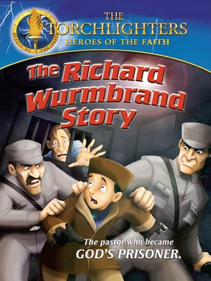 cover image of Torchlighters: The Richard Wurmbrand Story
