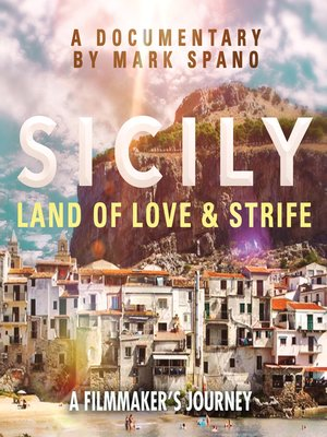 cover image of Sicily: Land of Love and Strife