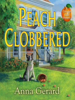 cover image of Peach Clobbered