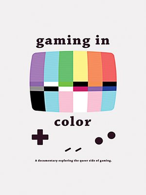 cover image of Gaming in Color