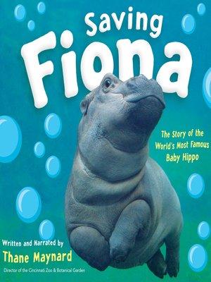 cover image of Saving Fiona