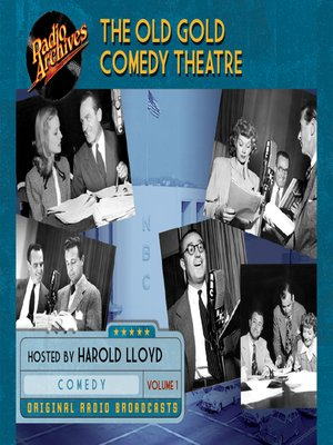 cover image of The Old Gold Comedy Theatre, Volume 1