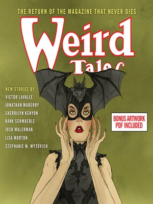 cover image of Weird Tales #363