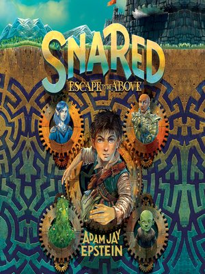 cover image of Snared: Escape to the Above