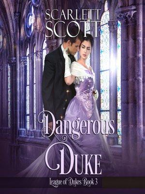 cover image of Dangerous Duke