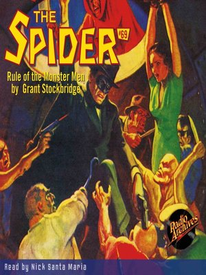cover image of The Spider #69