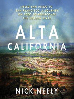 cover image of Alta California
