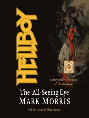cover image of Hellboy: The All-Seeing Eye