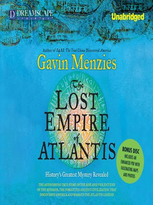 cover image of The Lost Empire of Atlantis