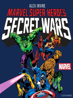 cover image of Marvel Super Heroes: Secret Wars