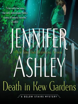 cover image of Death in Kew Gardens