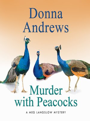 cover image of Murder with Peacocks