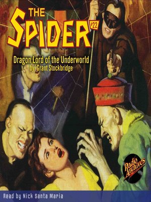 cover image of The Spider #22