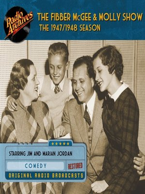 cover image of The Fibber McGee and Molly Show 1947-1948 Season
