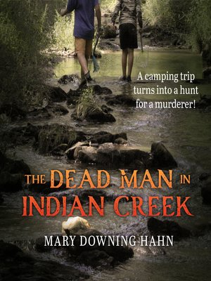 cover image of The Dead Man in Indian Creek