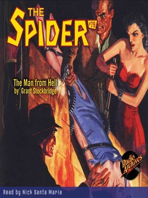 cover image of The Spider #79