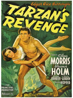 cover image of Tarzan's Revenge