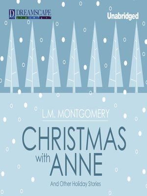 cover image of Christmas with Anne
