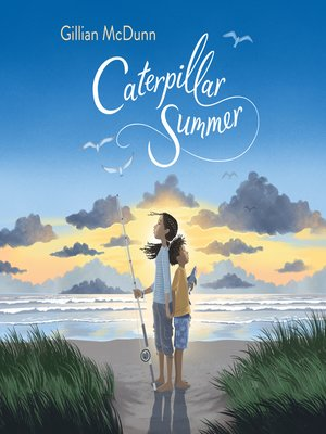 cover image of Caterpillar Summer