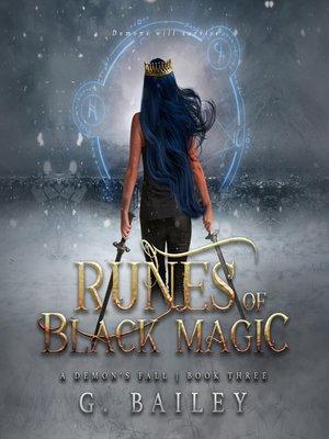 cover image of Runes of Black Magic