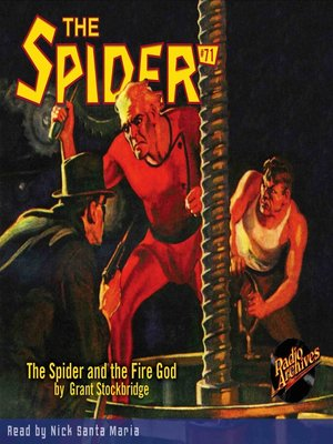 cover image of The Spider #71