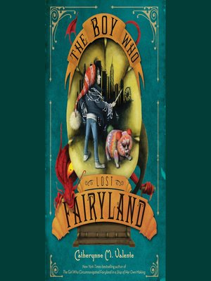 cover image of The Boy Who Lost Fairyland
