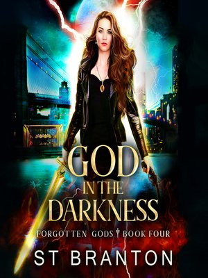 cover image of God in the Darkness