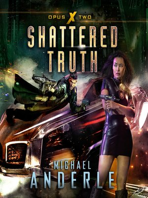 cover image of Shattered Truth