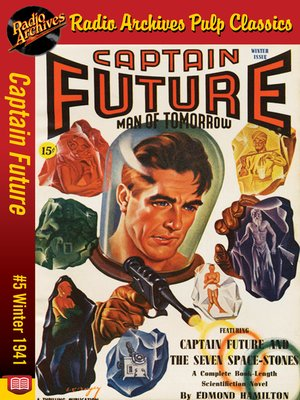 cover image of Captain Future #5