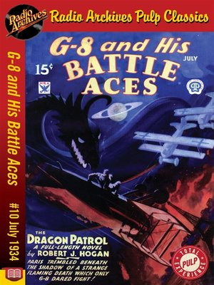 cover image of G-8 and His Battle Aces #10