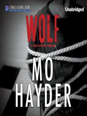 MO HAYDER WOLF EPUB SOFTWARE PDF DOWNLOAD