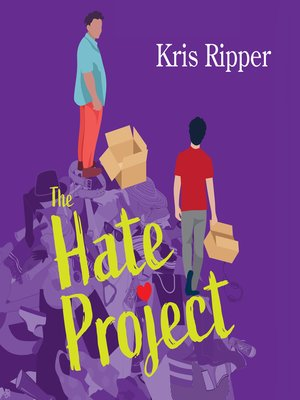 cover image of The Hate Project
