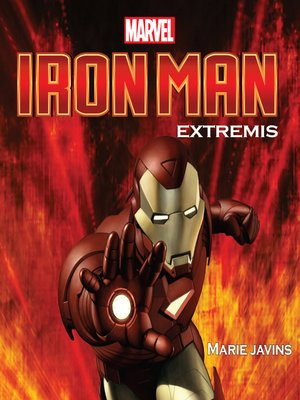 cover image of Iron Man: Extremis