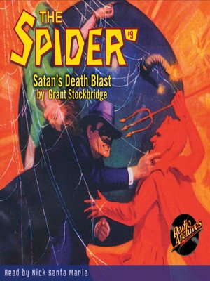 cover image of The Spider #9