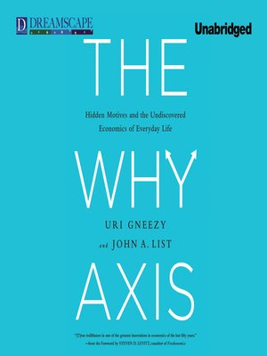 cover image of The Why Axis