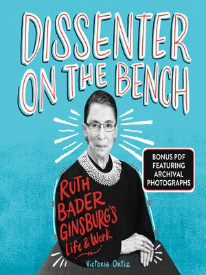 cover image of Dissenter on the Bench