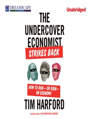 cover image of The Undercover Economist Strikes Back