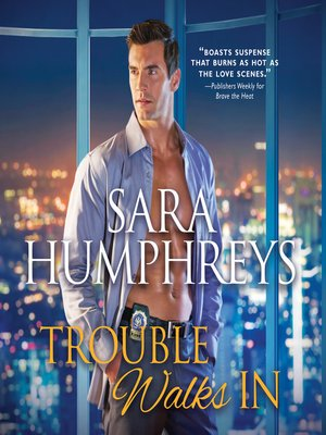 cover image of Trouble Walks In