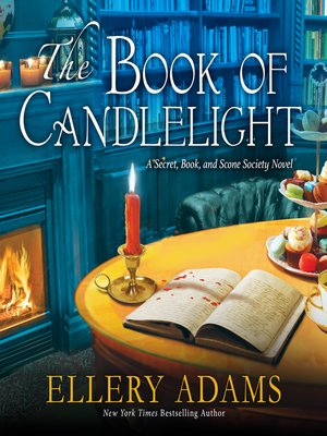 cover image of The Book of Candlelight