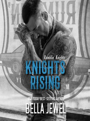 cover image of Knights Rising