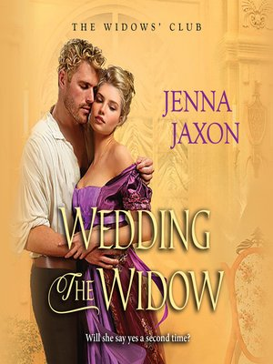 cover image of Wedding the Widow
