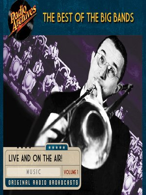 cover image of Best of the Big Bands, Volume 1