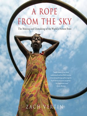 cover image of A Rope from the Sky