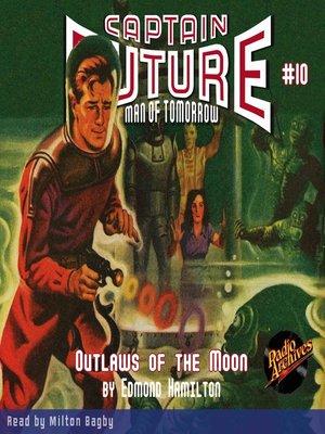 cover image of Captain Future #10