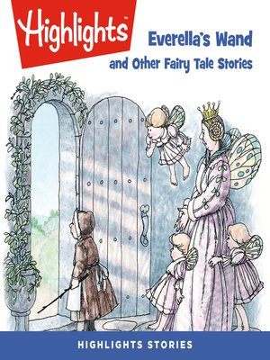 cover image of Everella's Wand and Other Fairy Tale Stories