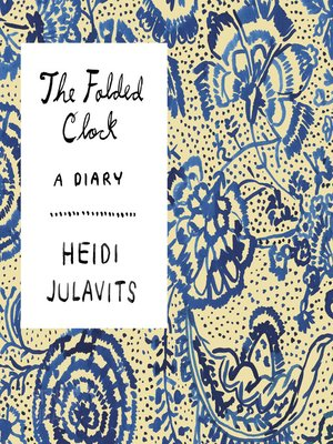 cover image of The Folded Clock