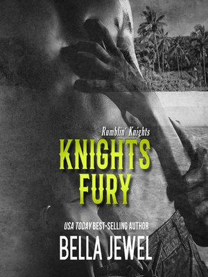 cover image of Knights Fury