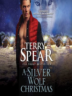 cover image of A Silver Wolf Christmas