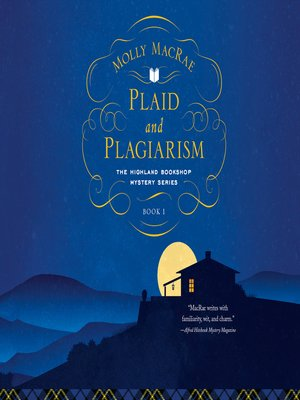 cover image of Plaid and Plagiarism