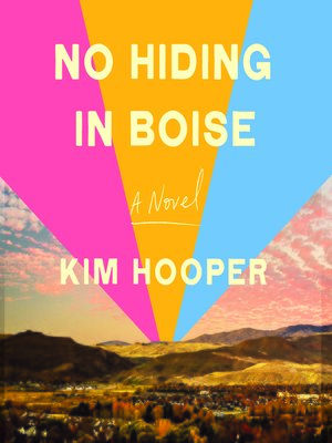 cover image of No Hiding in Boise